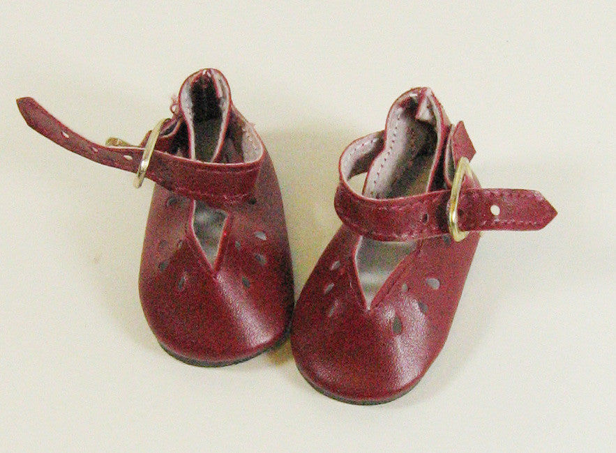 293 Red Doll Shoe