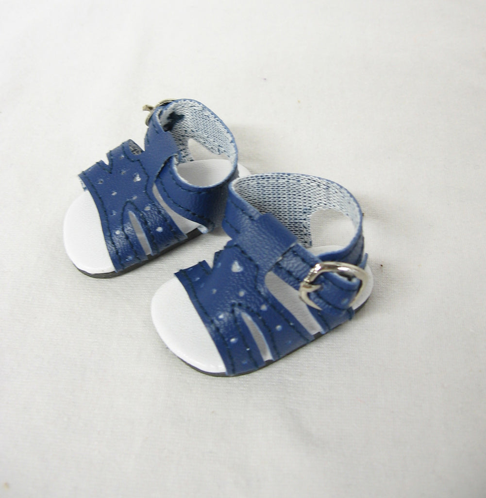T-strap Doll Sandals