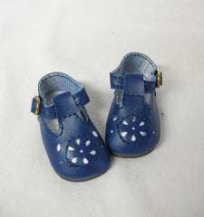 Modern T-Strap Doll Shoes