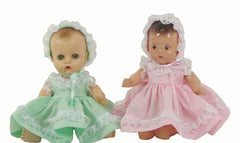 "8"" Dionne Quintuplets Doll Dress"