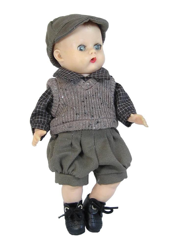 "8"" Sweater Vest Doll Outfit"