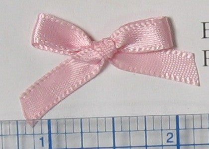 Ribbon Bow - 1""