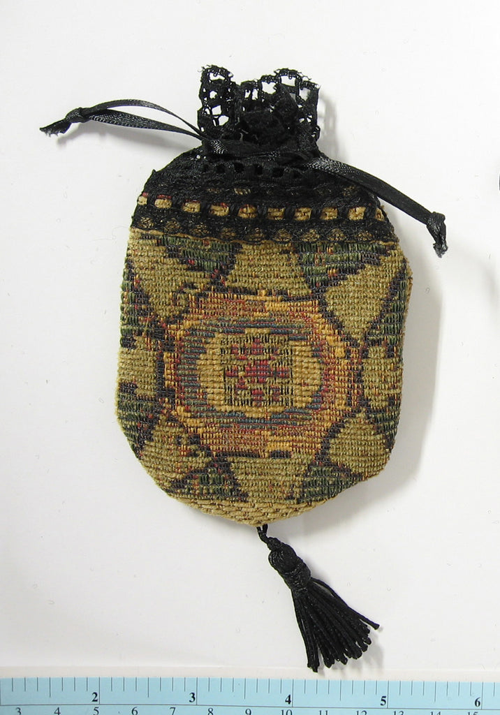 Tapestry Doll Purse