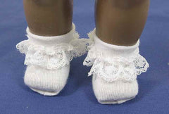 Lace Anklets for Goodfellows Doll