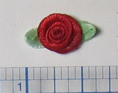 "Rolled Rose - 3/8"" Assorted Colors"