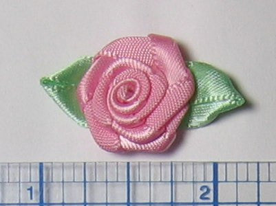 "Rolled Rose - 3/4"" Assorted Colors"
