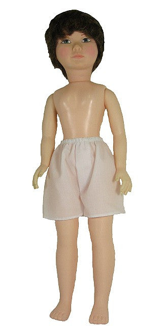 Boy's Doll Boxer Shorts