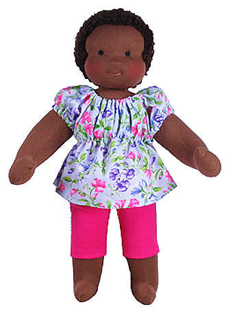 "14"" Capri Waldorf Doll Outfit"