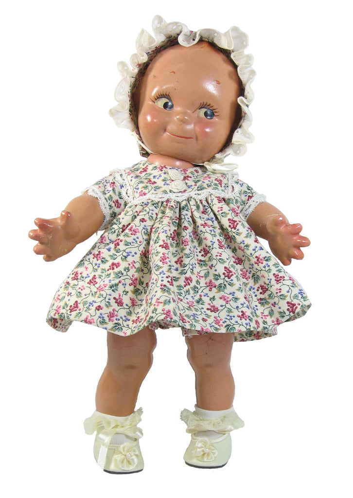 "13"" Calico Outfit for Kewpie"