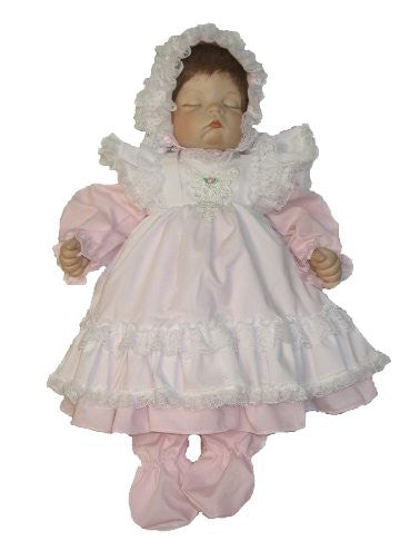 "19"" Sugar Britches Doll Dress"