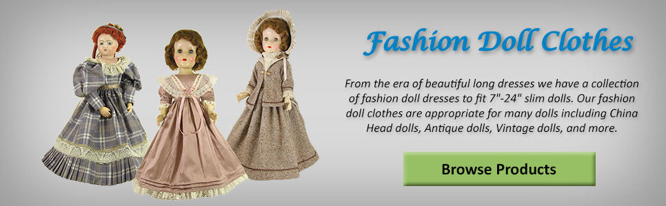 Fashion Doll Clothes