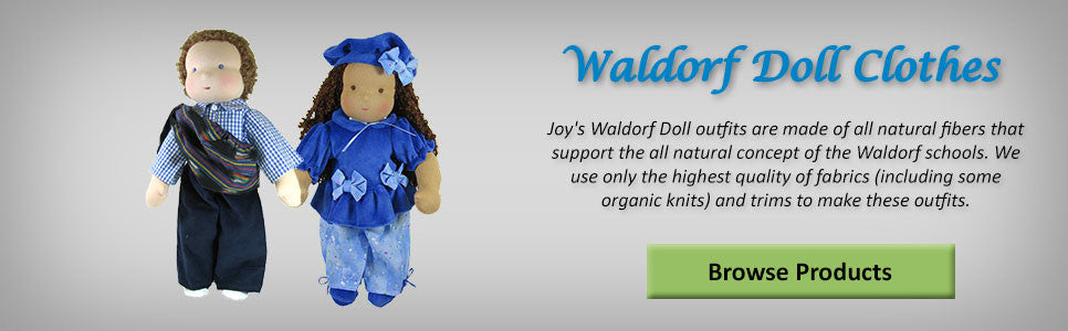 Waldor Doll Clothes