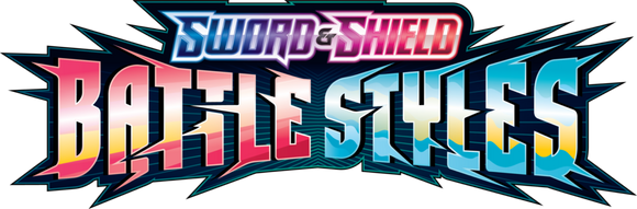 Sword & Shield Battle Styles