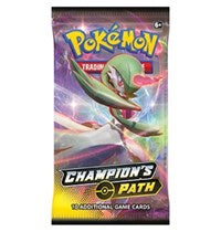 Break Champion's Path Booster Pack