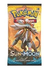 Break Sun and Moon Booster Pack