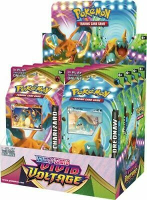Pokemon Vivid Voltage Theme Deck Case - PokeCharles PokeStore