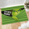 Six Feet People - Grinch Doormat