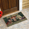 HP Go Away Unless You Have Children Doormat