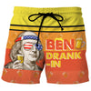 Ben Drankin - Custom Swim Trunks