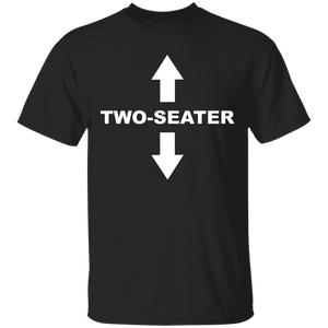 Two Seater - Trending Plus Size T-shirt