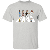 The Beatles and Snoopy T-Shirt