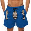 Cornholio - Custom Swim Trunks