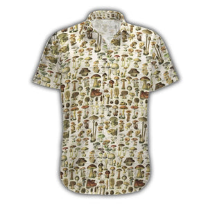 Mushroom Body 053 Hawaii Shirt
