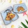 Couple Matching - Pizza Piece - Shorts