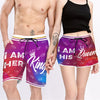 Couple Matching - King & Queen - Shorts
