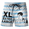 XL Extra Large - Custom Swim Trunks