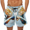 Dragon Ball - Custom Swim Trunks