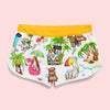 Dog Beach - Women Shorts