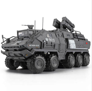 1:50 Wandering Earth Alloy Heavy Armour Military Vehicle