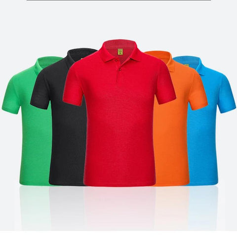 Premium Cotton Polo T-shirt AL-PTS-A1
