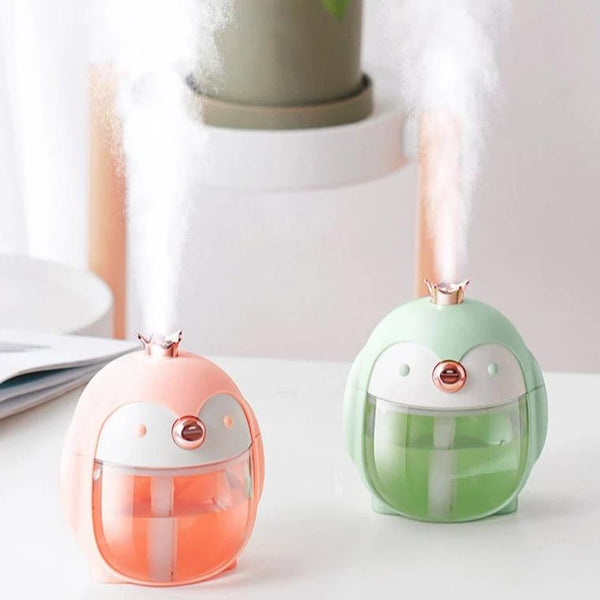 Cute Penguin Air Humidifier - my-haha-gifts