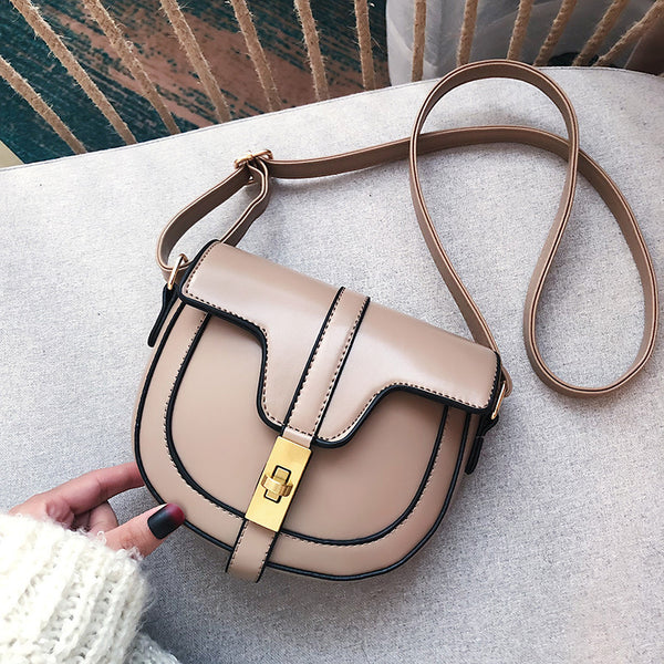 Casual PU Leather Ladies Sling Bag