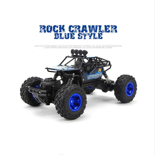 4WD Racing Cars Updated Version 2.4G Radio Control - my-haha-gifts