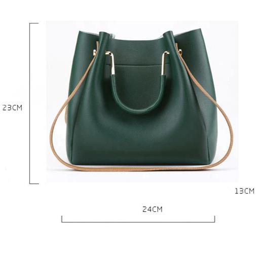 PU Leather Ladies Handbag FA-1556