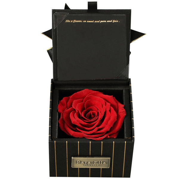 Just for You - Preserved Flower in Box #PE001 - my-haha-gifts