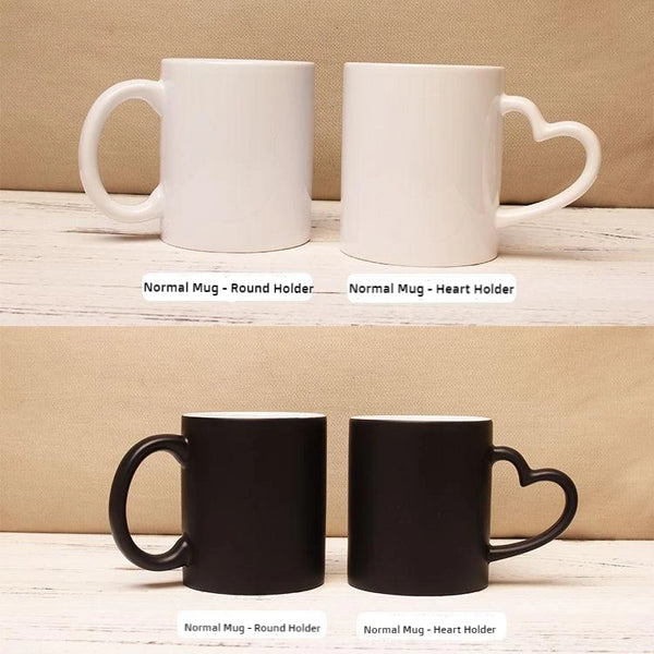 Customize Your Own Magic Mug !