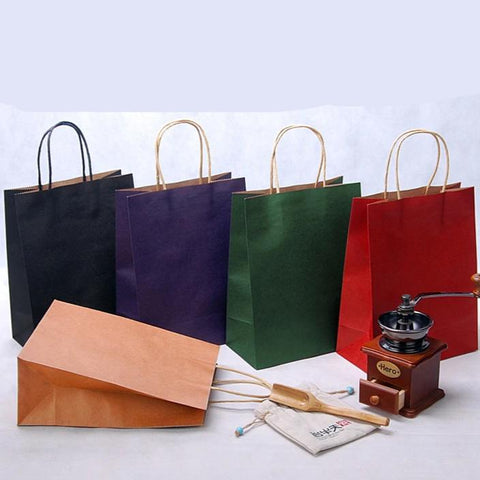 Durable Eco-friendly Kraft Bag ST-PK-A1