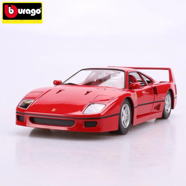 Bburago 1:24 Scale A Ferrari Series - Multiple Detailed Models - my-haha-gifts