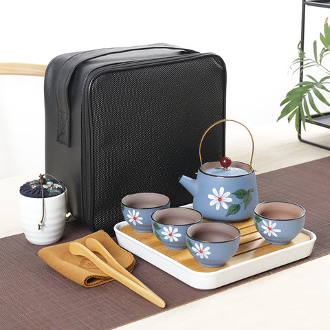 Japanese Style Teapot set - my-haha-gifts