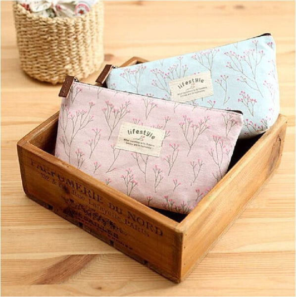 Country Style Cosmetic Pouch BG-TP-A2