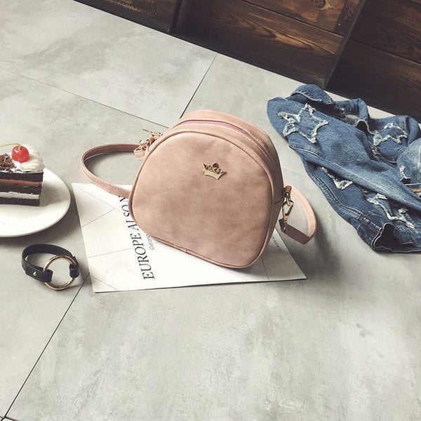 Pu Leather Crossbody Bag - my-haha-gifts