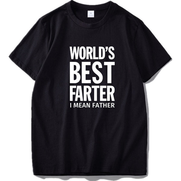 Best Dad Funny T shirt 100% Cotton - my-haha-gifts