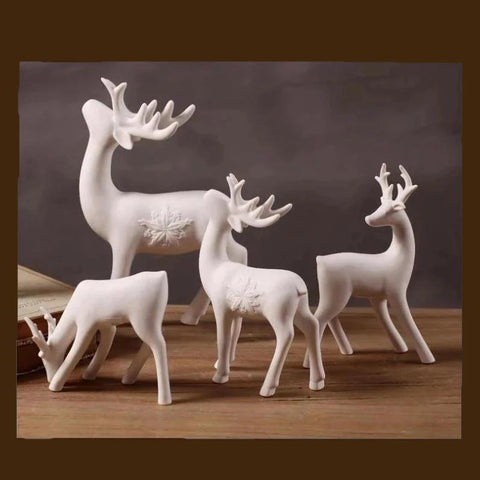 Beautiful Deer Decoration for Modern Home! #E10 - my-haha-gifts