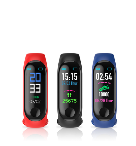 Fitness Tracker GE-SD-A1