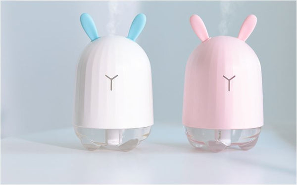 Cutie Bunny Portable USB Air Freshener/Humidifier GE-HD-A1