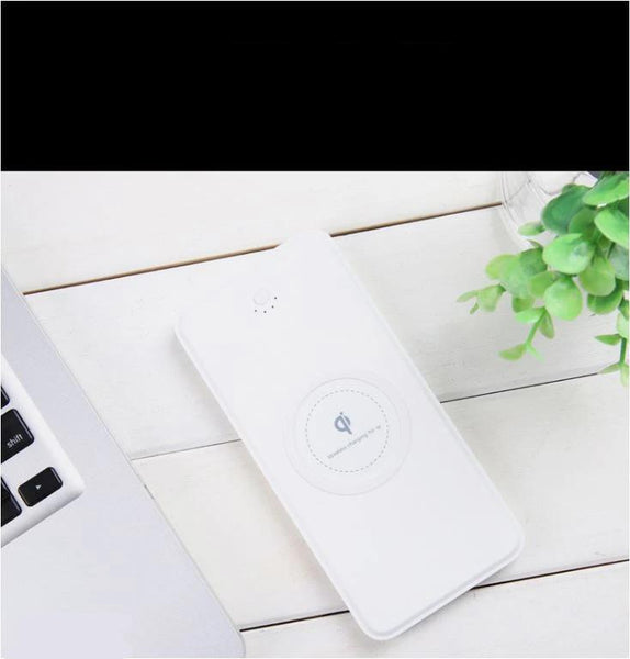 8000mAh Wireless Charger Power Bank GE-PB-A2